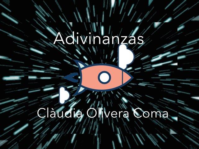 Adivinanzas  Clàudia 4 by Diego Campos