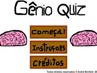 Gênio Quiz J.R by Oba Oba
