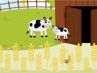 מומו ומומי בחווה by Sara Zigelbaum