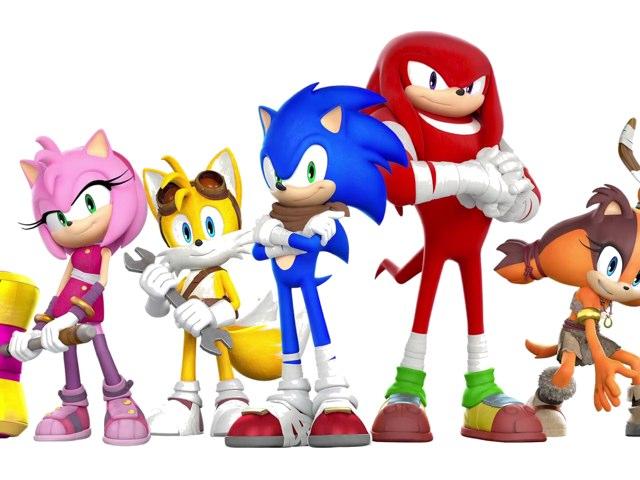 Fã De Sonic Boom by Gerson Nagel