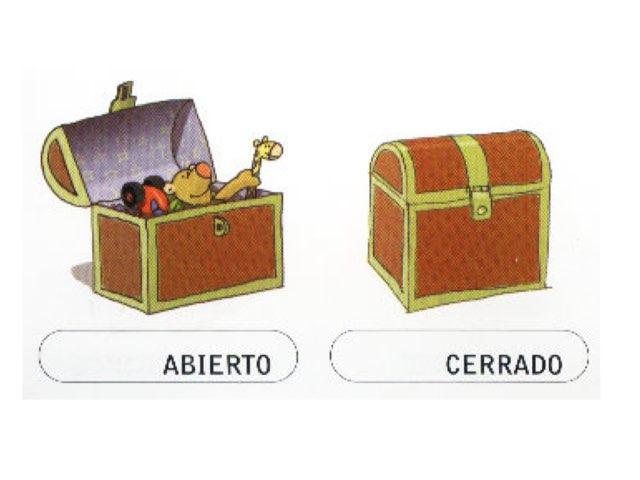 Conceptos Básicos Abierto-cerrado by Quino Asensio
