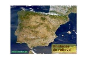 Relieve de España by Carmen Sánchez