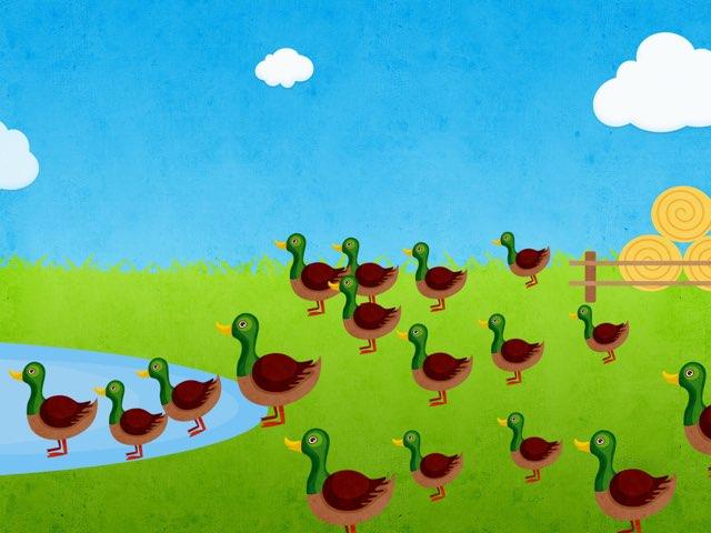 لعبة البط by Fareda hamed