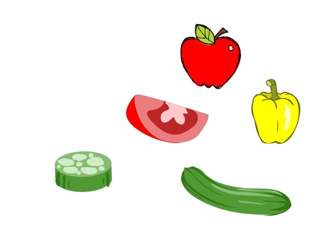 סלט פירות וירקות by אמיר בנגיו