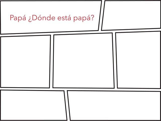 ¿Dónde Está Papá? by Zoila Masaveu