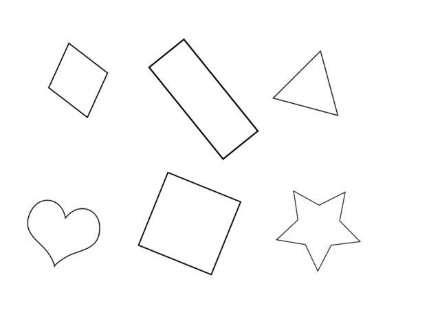 משחק צורות by מיטל אחטרזד