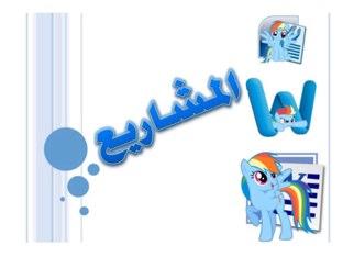 مشاريع الصف الثالث by yasmeen altararwah