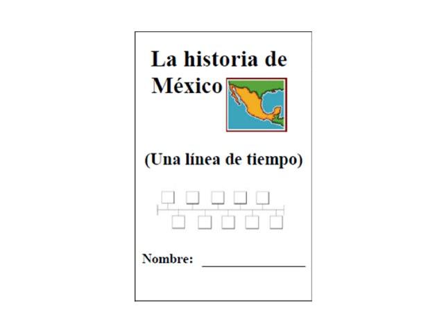 La historia de México by Allison Shuda