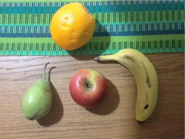 פאזל פירות by Moshe Benpaz