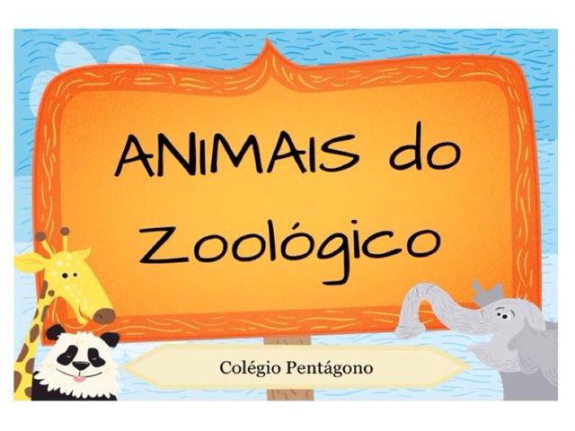Animais Do Zôo 1ºano E by Fernanda Lourenco