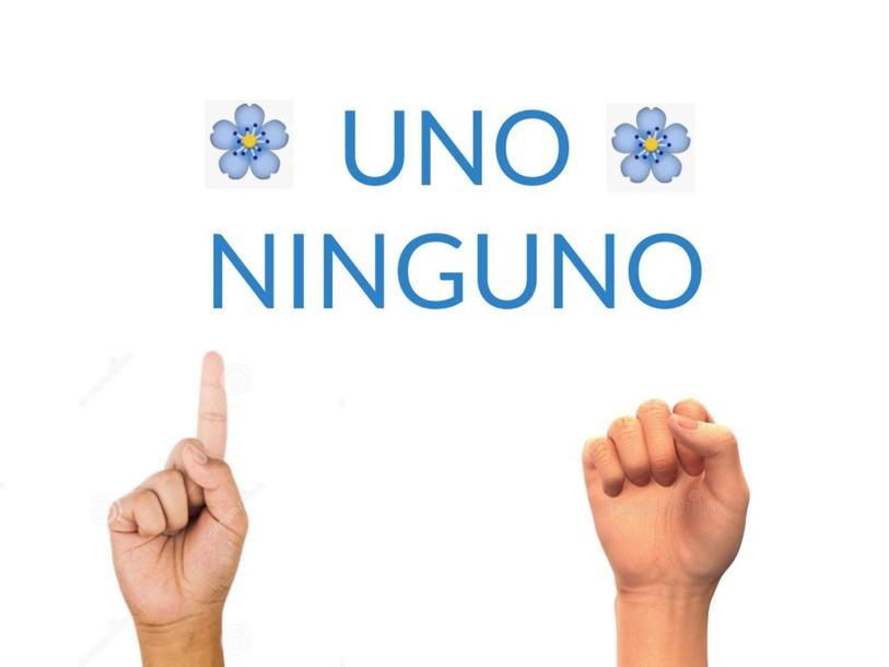UNO - NINGUNO by Midori Kawahira