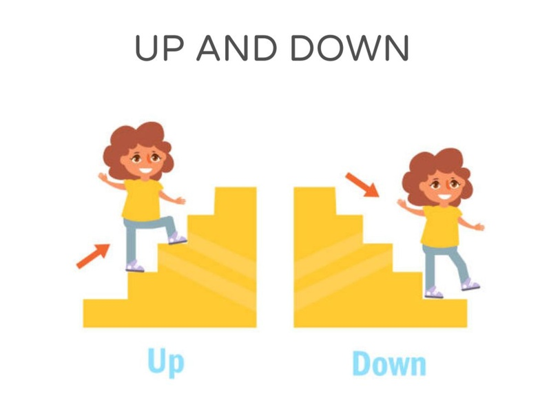 UP AND DOWN GAME by Harpreet kaur Chandhok