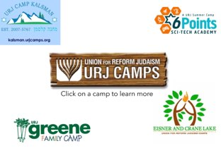 URJ Camps by Alexander Maslow