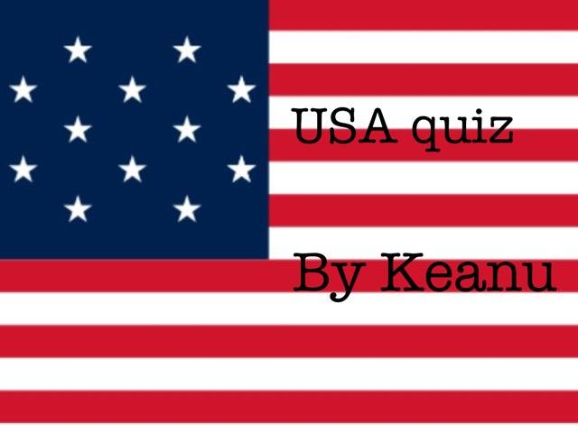 USA Quiz by Summer School