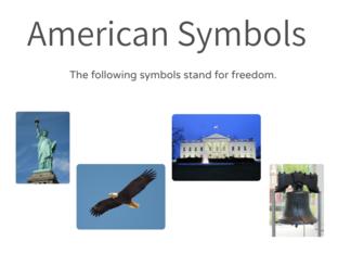 US Symbols by Julio Pacheco