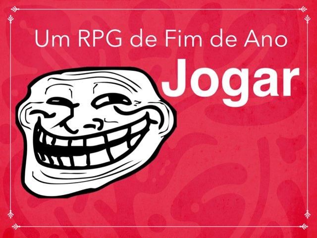 Um RPG De Fim de Ano by Rafael Paves