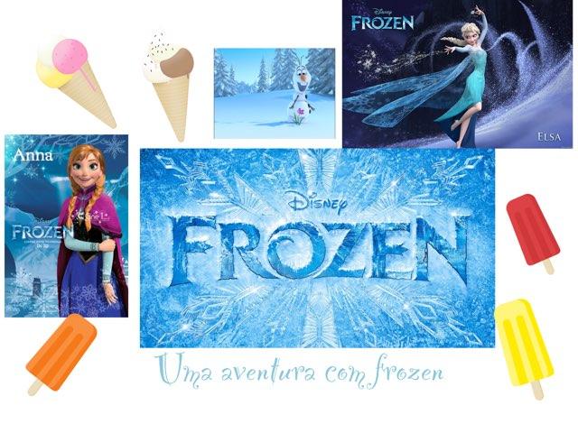 Uma Aventura Com Frozen by Isabelle manoel