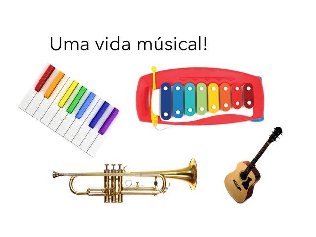 Uma Vida Musical by Jubs Juju