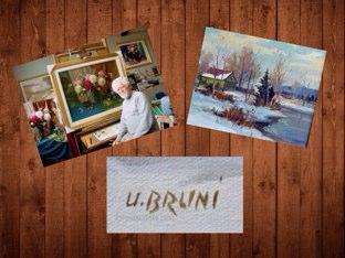 Umberto bruni by Jeremy crete
