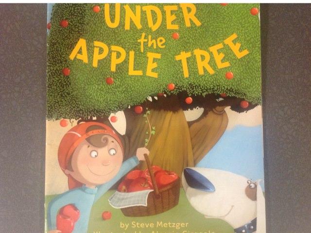 Under The Apple Tree by Jeremy Trautlein