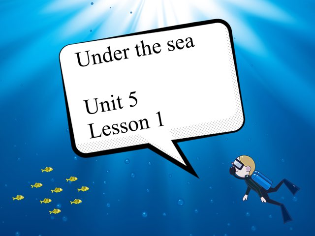 Under The Sea by Saya Bonashi