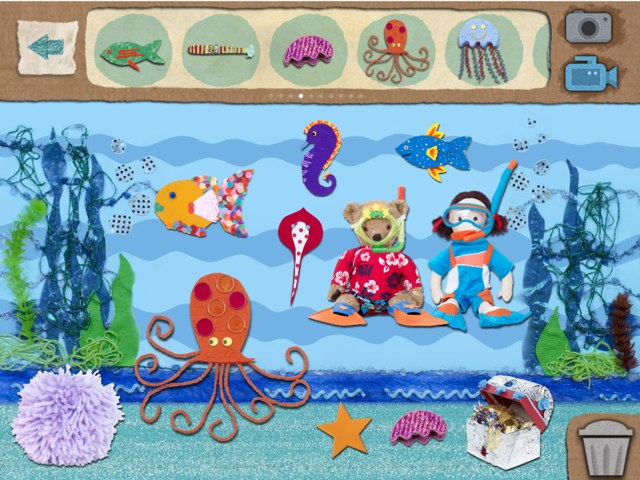 Under The Sea by Susan Mulquiney