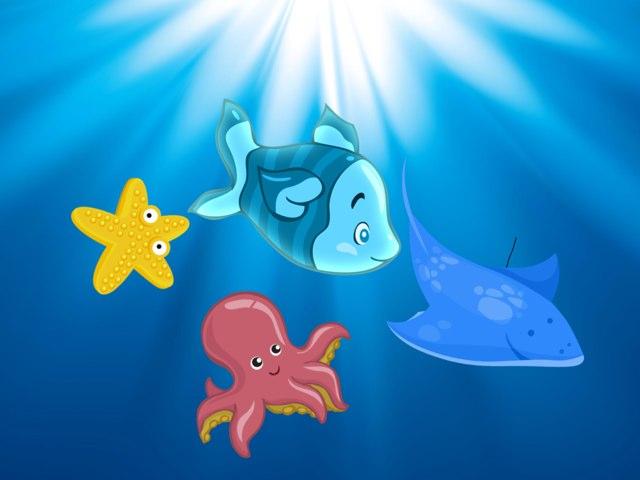 Under The Sea by Ella Lasky