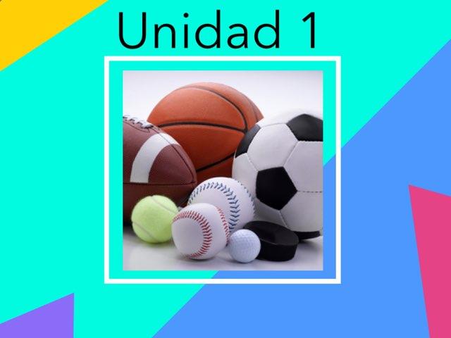 Unidad1 Deportes by Sara GarFer