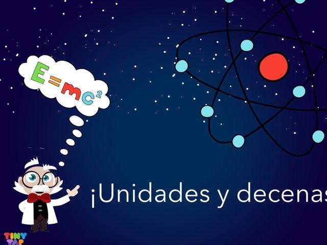 Unidades y Decenas by Ruben Cerezo Nevado