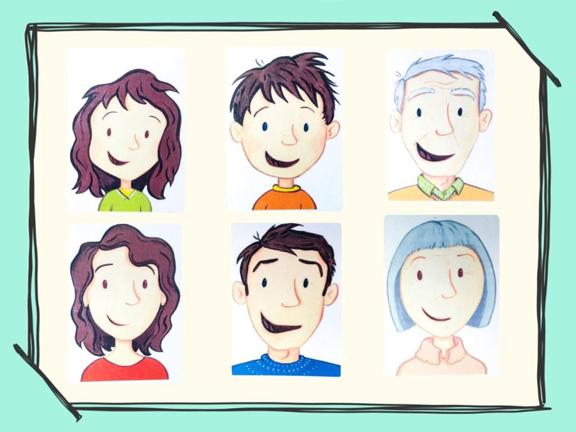 Unit 1 - Mr. Charlie (family) - practice by Play & Learn English School