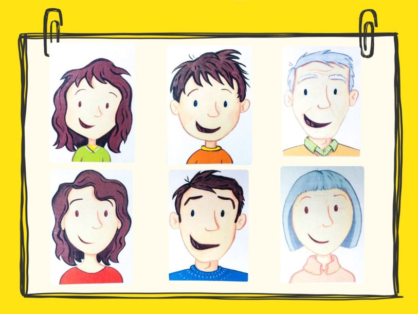 Unit 1 - Mr. Charlie (family) - question by Play & Learn English School