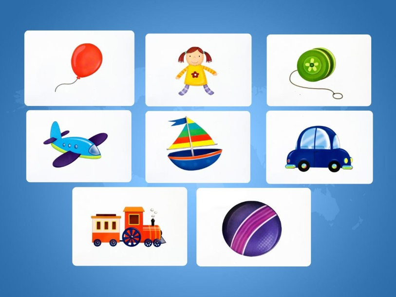 Unit 2 Betty (toys) - type by Play & Learn English School