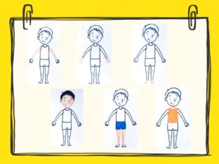 Unit 2 - Mr. Charlie (body) by Play & Learn English School
