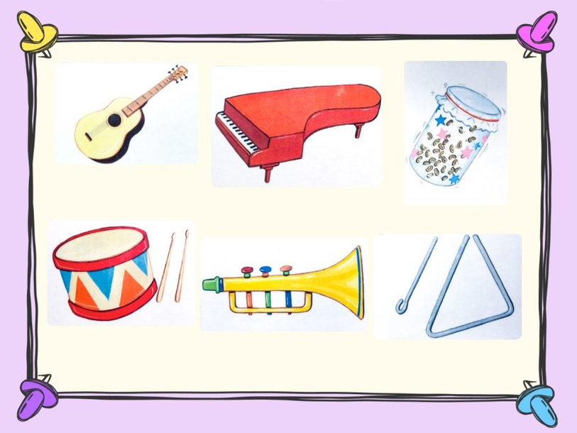 Unit 3 - Mr. Charlie (instruments) - puzzle by Play & Learn English School