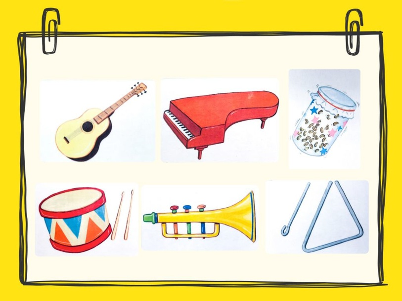 Unit 3 - Mr. Charlie (instruments) by Play & Learn English School