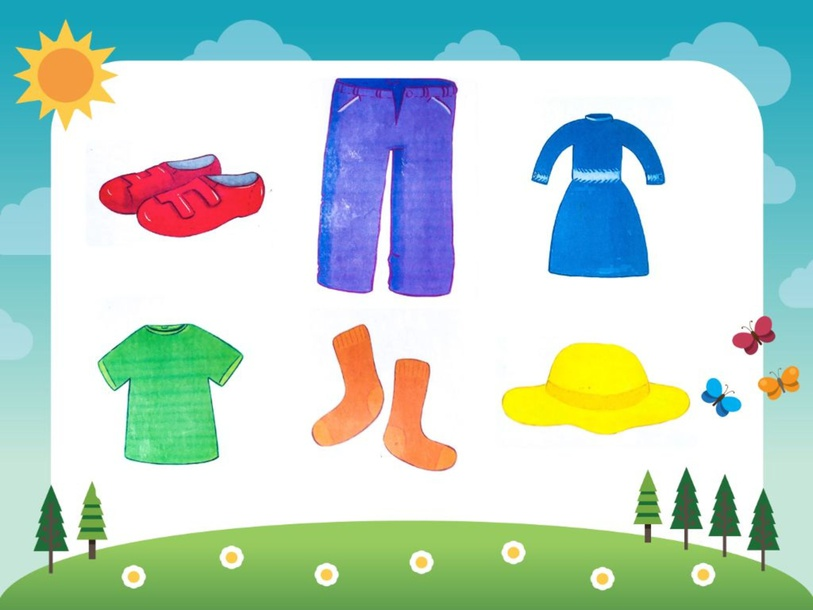 Unit 4 - Cheeky Monkey (clothes) - question by Play & Learn English School