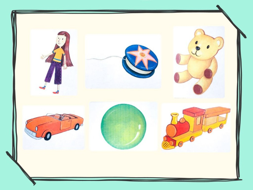 Unit 4 - Mr. Charlie (toys) - practice by Play & Learn English School