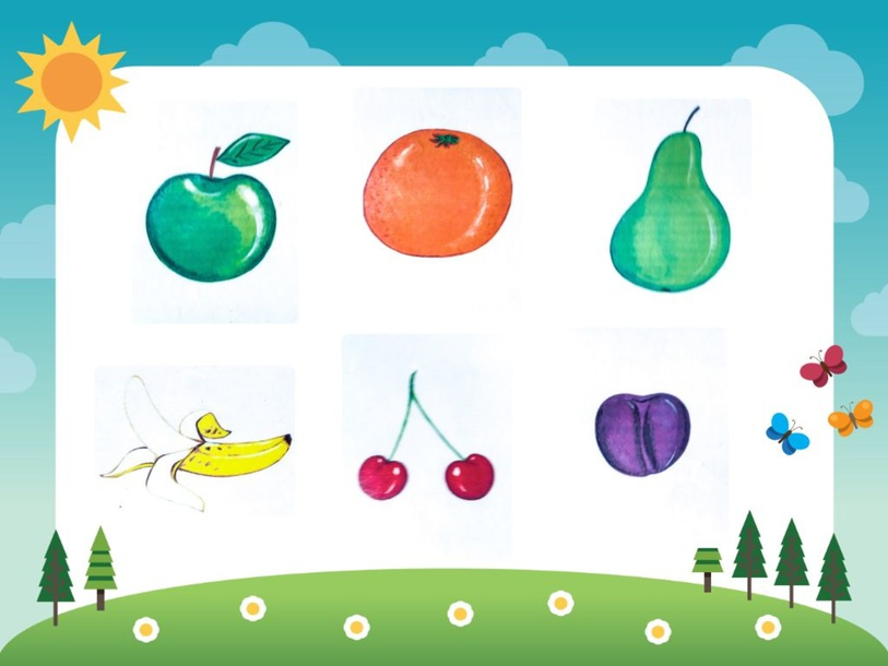 Unit 5 - Cheeky Monkey (fruit) - practice by Play & Learn English School