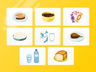 Unit 6 Betty (food) - question by Play & Learn English School