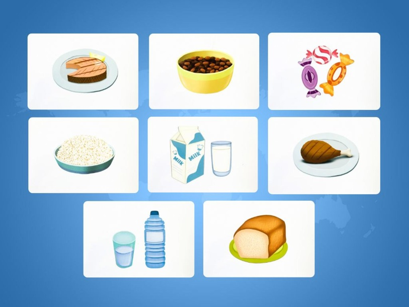 Unit 6 Betty (food) - type by Play & Learn English School