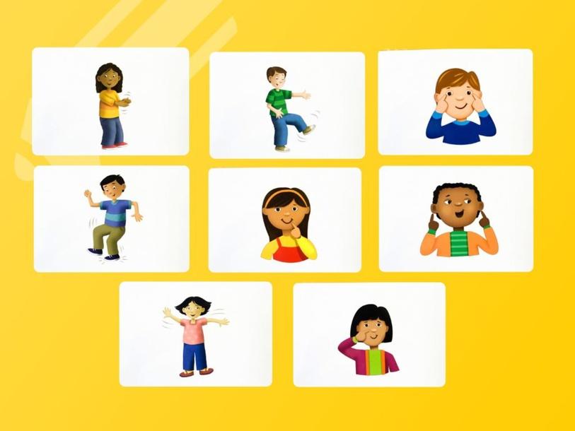 Unit 8 Betty (body) - question by Play & Learn English School