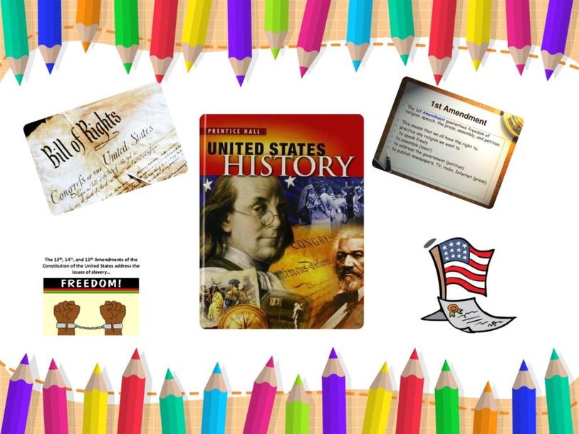 United States History by Kennita Pombar-Munet