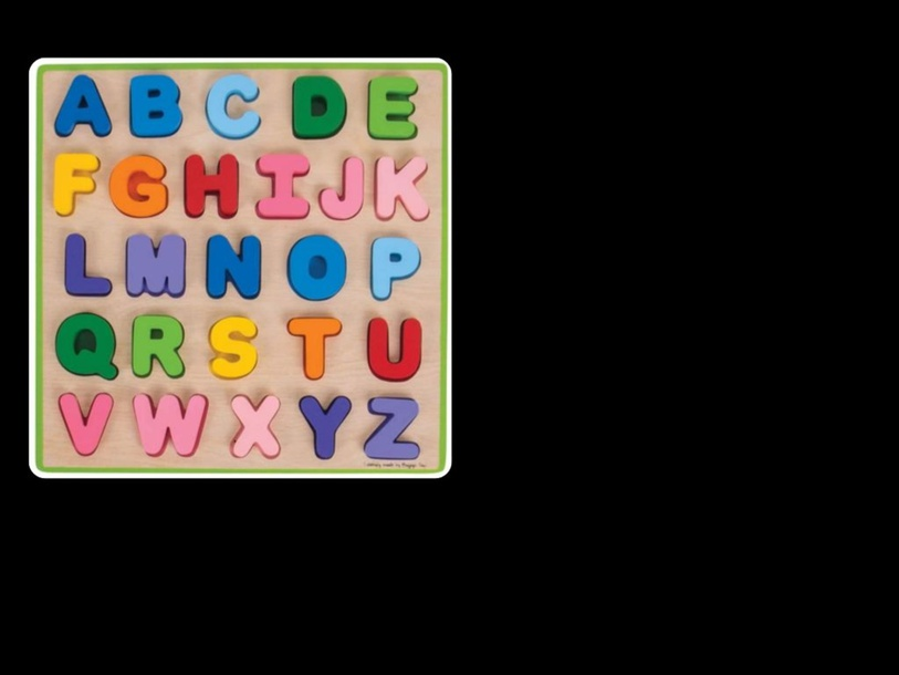 Usher Sings the ABCs by Justine Hosch