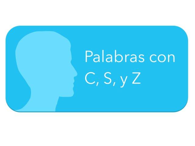 Uso C, S, Y Z by iPad Cart