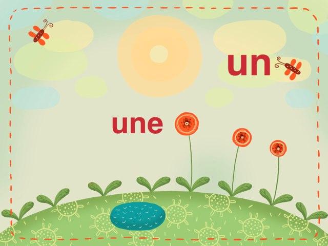 Utilise un une  by Emmanuelle Botta