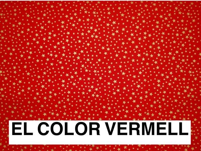 VERMELL by Escola Arboc