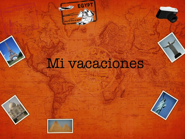 Vacaciones by Dayanna Salcido Moreno