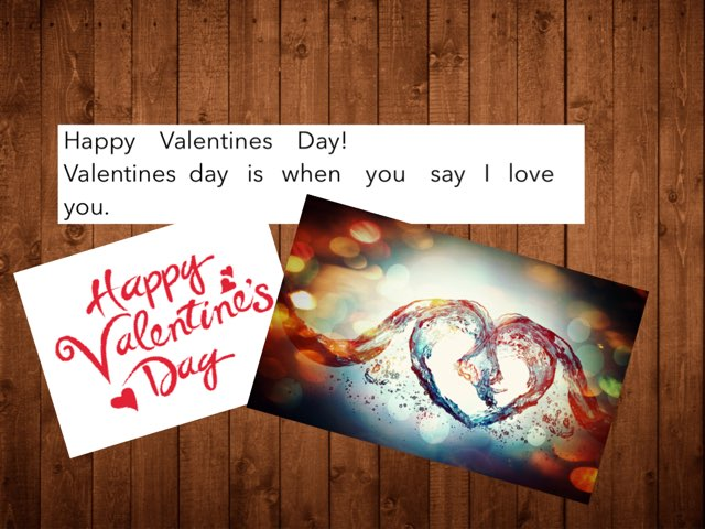 Valentine's   day     book by Michael Stitzel