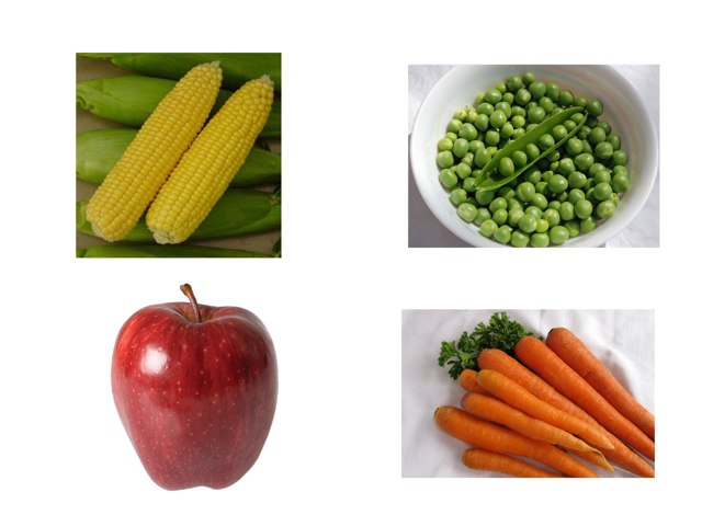 Vegetable Or Fruit? by Janet Flanagan