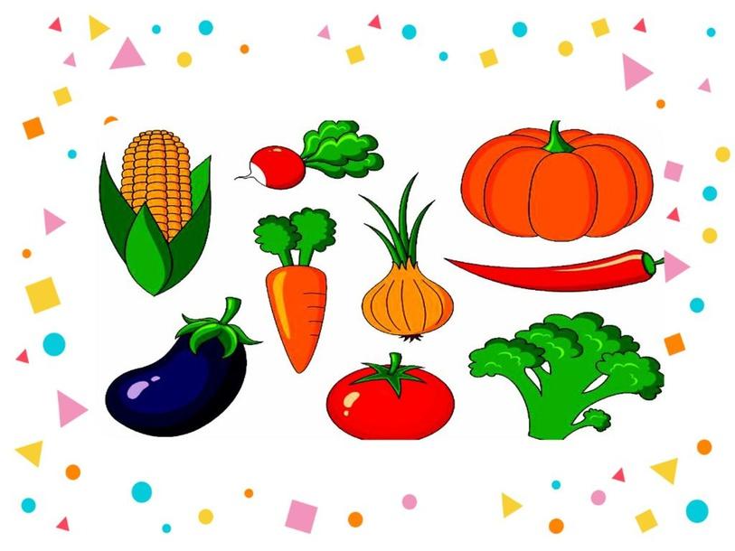 Vegetables by Belle Alde